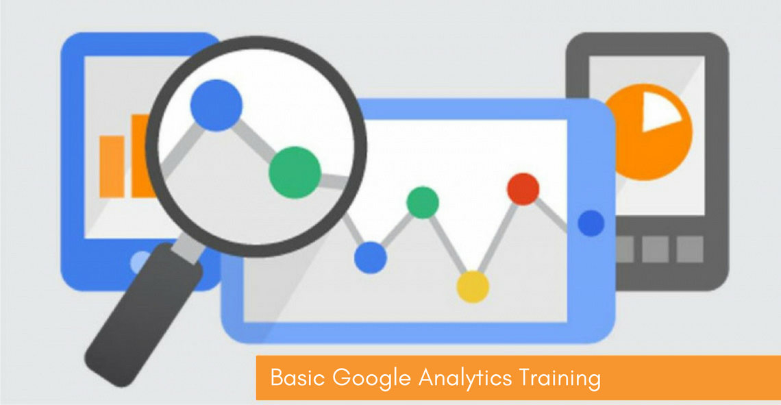 Reserve a seat at the next Google Analytics training!